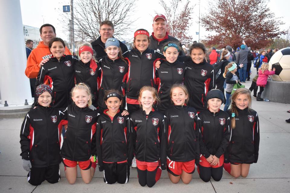 Enid Elite U12 Girls